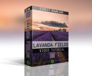 Lavanda Fields - Video Tutorial