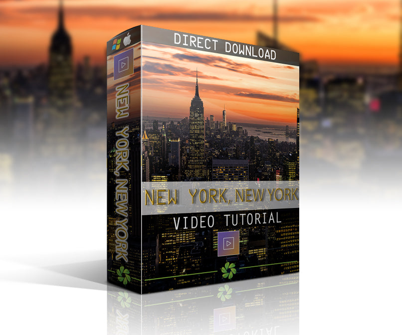 New York, New York - Video Tutorial