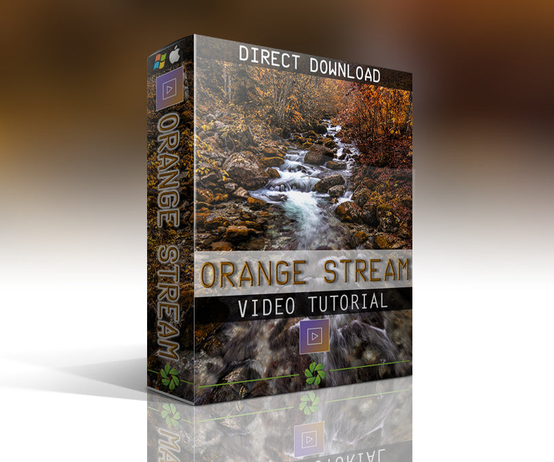 Orange Stream  - Video Tutorial