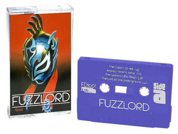 FUZZLORD - Self Titled (CASS)