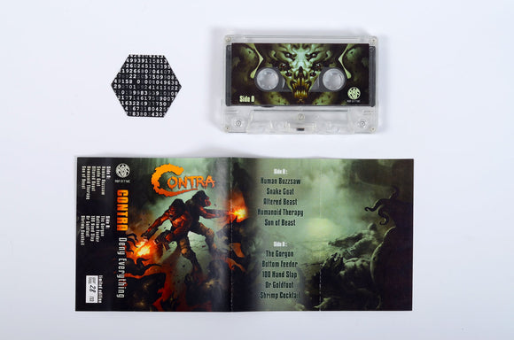 Contra - Deny Everything 8 Bit Special Edition (CASS)