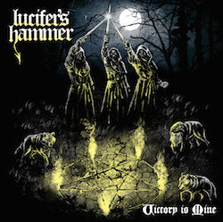 Lucifer's Hammer - Victory Is Mine (COLOR) (LP)