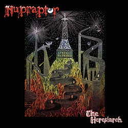 NURAPTOR - The Heresiarch (CD)