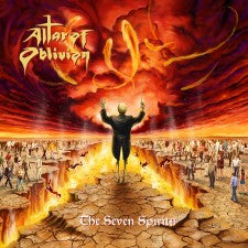 Altar Of Oblivion - The Seven Spirits (ORANGE W/ RED SMOKE) (LP)
