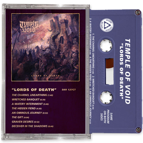 Temple Of The Void - Lords Of Death (CASS)