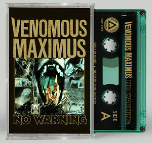 Venomous Maximus - No Warning (CASS)