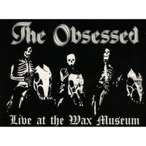 Obsessed, The - Live At The Wax Museum (CD)