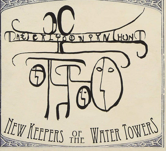 New Keepers Of The Water Towers - The Calydonian Hunt (CD)