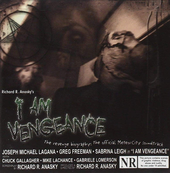 Various Artists - I Am Vengeance Soundtrack Vol. 1 (CD)