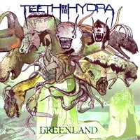 Teeth of the Hydra - Greenland (LP) Cover Art