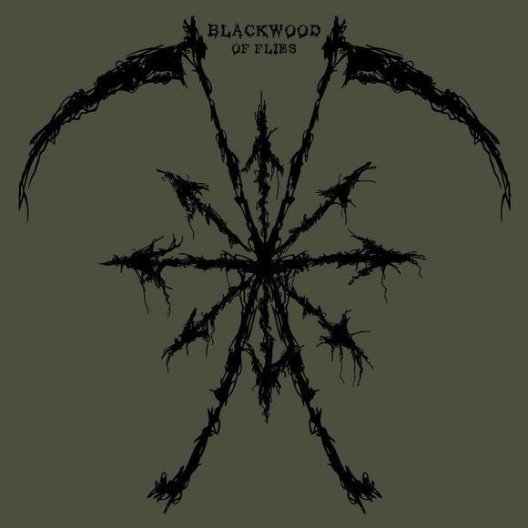 Blackwood - Of Flies (LP) (EP)