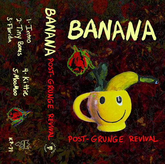 Banana - Post-Grunge Revival (CASS)