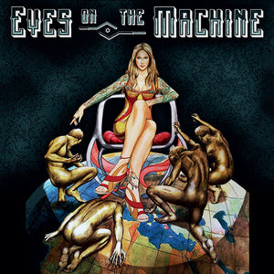 Eyes On The Machine - Eyes On The Machine (CD)