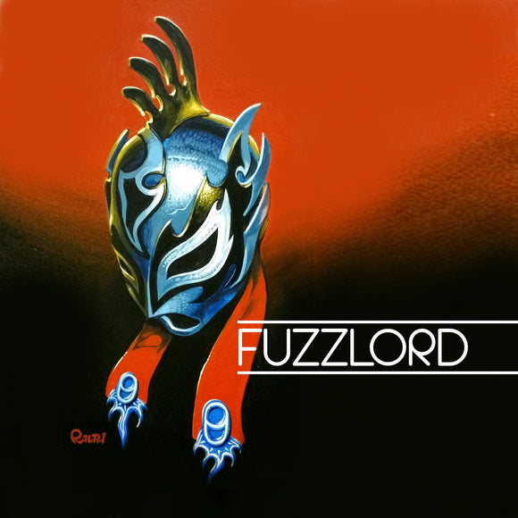 FUZZLORD - Self Titled (CD)
