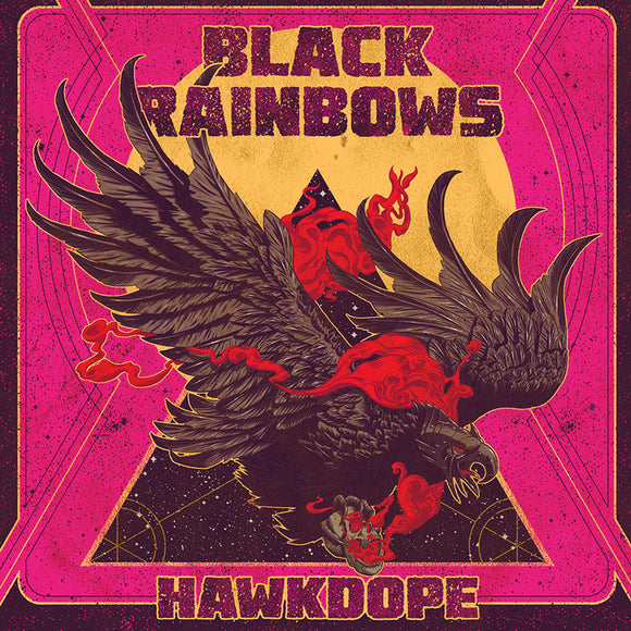Black Rainbows - Hawkdope (REISSUE) (CD)