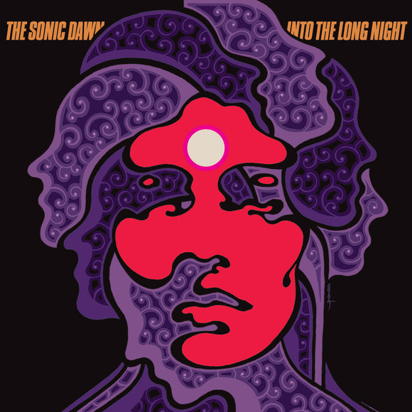 Sonic Dawn, The - Into The Long Night (REISSUE) (YELLOW) (LP)