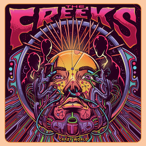 The Freeks - Crazy World (CD)