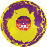 Nick Oliveri - N.O. Hits At All Vol. 5 Ultra Limited Side A/B Burst (LP) (YELLOW/PURPLE)