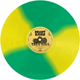 Brant Bjork - Tres Dias Ultra Limited Quad Colour (GREEN/YELLOW) (LP)