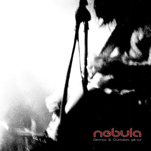 Nebula - Demos & Outtakes 98-02 (GREY W/ RED/BLACK/BLUE SPLATTER) (LP)