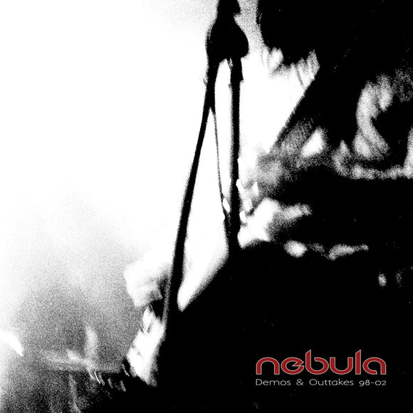 Nebula - Demos & Outtakes 98-02 Ultra Limited (TRANSPARENT RED) (LP)