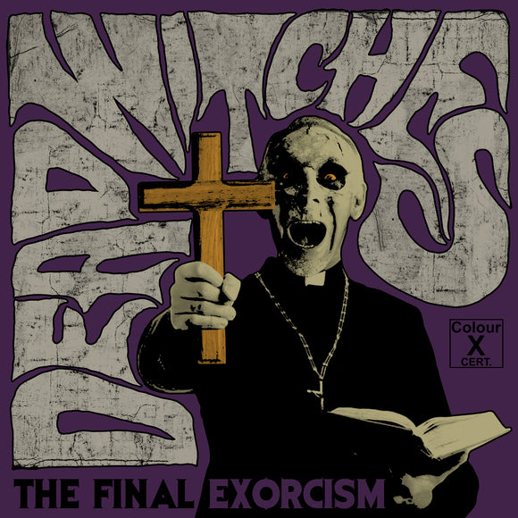Dead Witches - The Final Exorcism (CD)