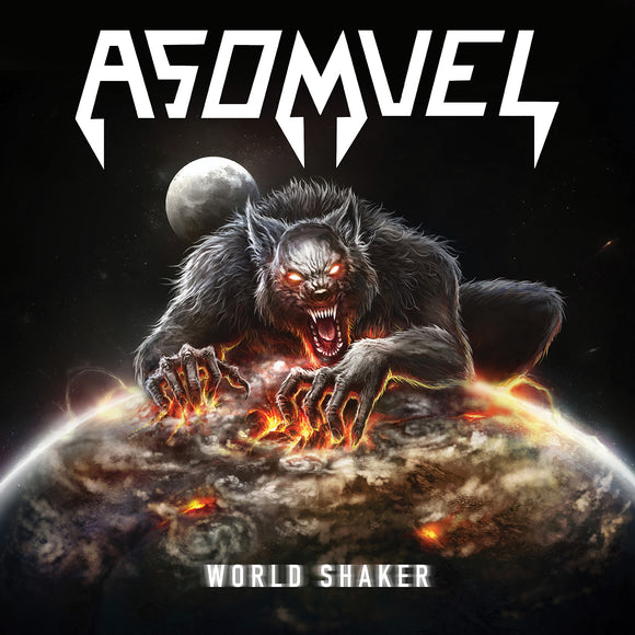 Asomvel - World Shaker Ultra Limited (GOLD) (LP)