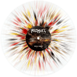Asomvel - World Shaker Ultra Limited (LP) (TRANSPARENT W/ BLACK/RED/BROWN/YELLOW SPLATTER)