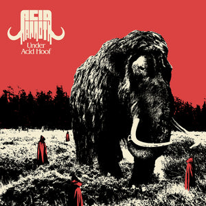Acid Mammoth - Under Acid Hoof Ultra Limited (LP) (RED)