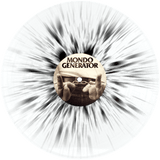 Mondo Generator - Fuck It Ultra Limited (LP) (CLEAR W/ BLACK SPLATTER)