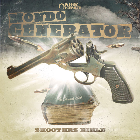 Mondo Generator - The Shooter's Bible (CD)