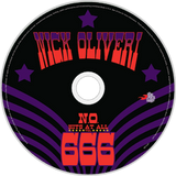 Nick Oliveri - N.O. Hits At All Vol. 666 (CD)