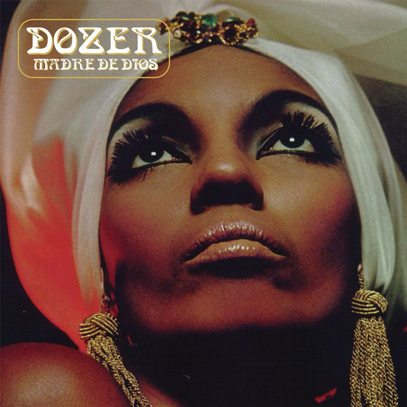 Dozer - Madre De Dios Ultra Limited (LP) (HALF BROWN / HALF YELLOW)