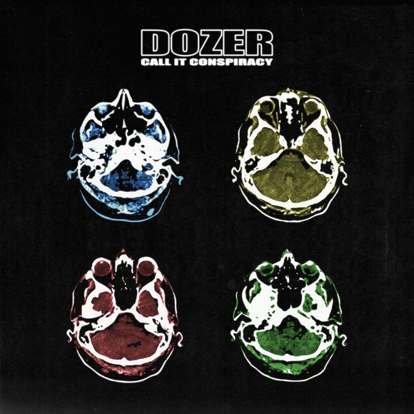 Dozer - Call It Conspiracy Ultra Limited (LP) (2LP) (A/B SIDE YELLOW / BLUE)