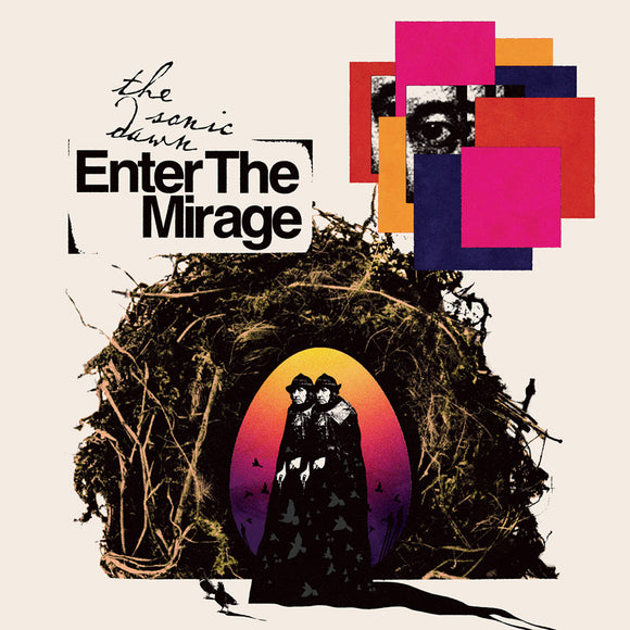 Sonic Dawn, The - Enter The Mirage Limited (LP) (BLUE)