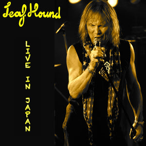 Leaf Hound - Live In Japan 2012 (LP)