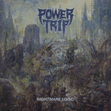 Power Trip - Nightmare Logic (LP) (BLACK/YELLOW SWIRL)