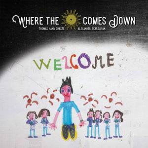 Where The Sun Comes Down - Welcome (CD)
