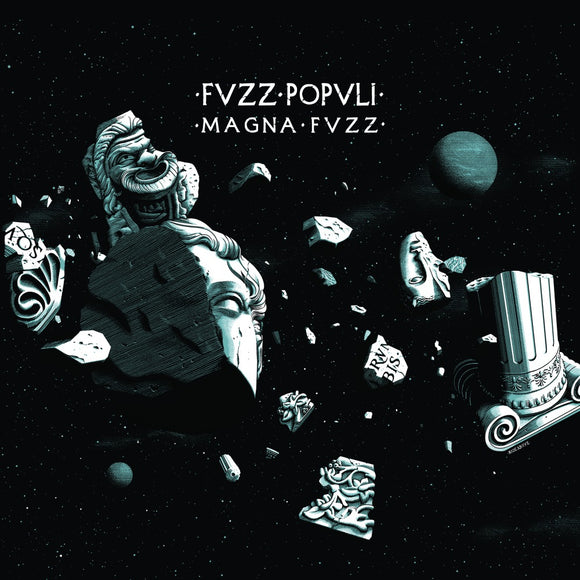 Fvzz Popvli - Magna Fvzz (TRANSPARENT YELLOW/BLUE/RED/PURPLE SPLATTER) (LP)