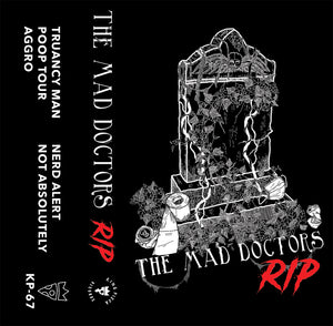 Mad Doctors, The - RIP (CASS)