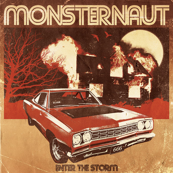 Monsternaut - Enter The Storm (LP)