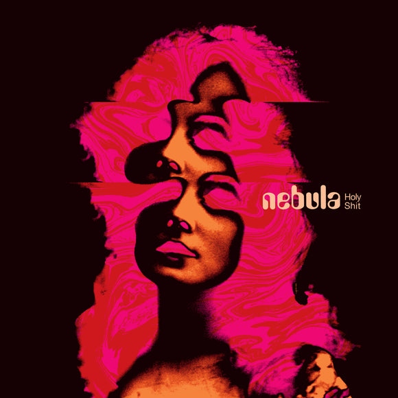 Nebula - Holy Shit (TRANSPARENT W/ BLACK/PINK SPLATTER) (LP)