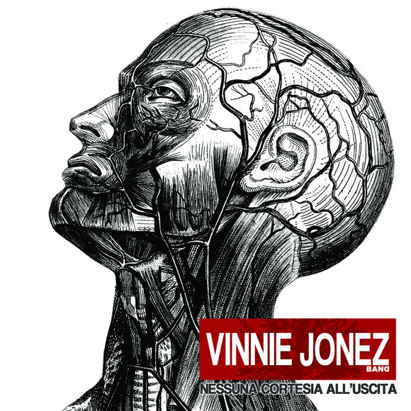 Vinnie Jonez Band - Nessuna Cortesia All'Uscita (CD)