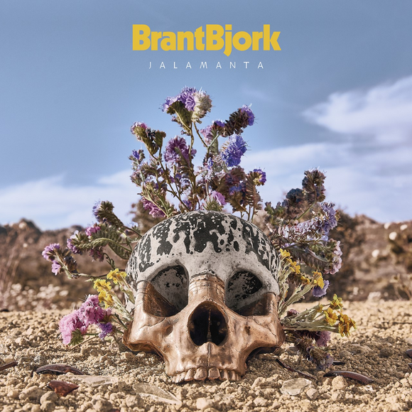 Brant Bjork - Jalamanta Reissue Limited (LP) (2LP) (WHITE W/ RAINBOW SPLATTER)