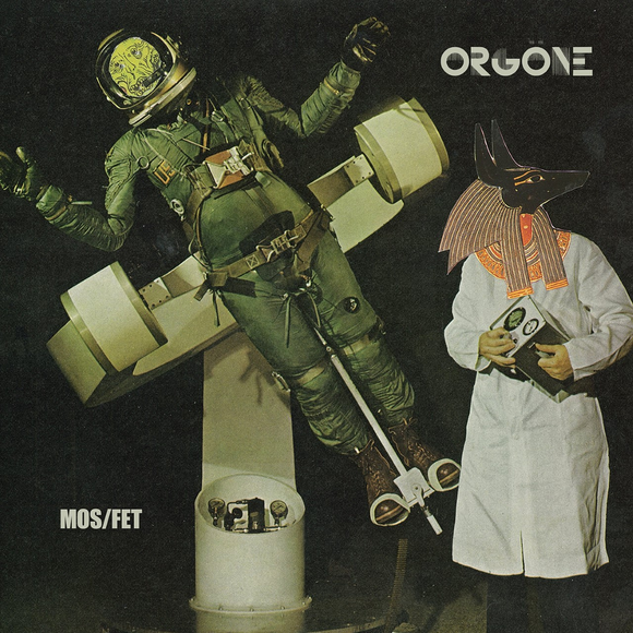 Orgone - Mos/Fet Ultra Limited (LP) (2LP) (A/B SIDE WHITE/GREEN)