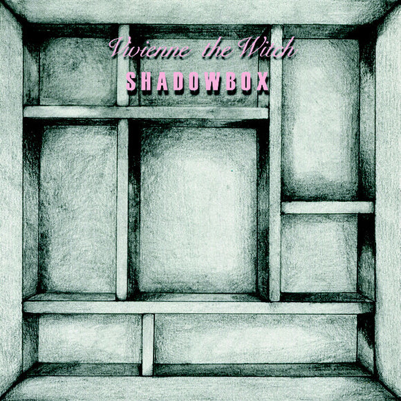 Vivienne The Witch - Shadowbox (CD)