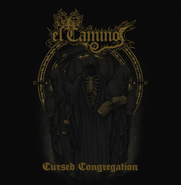 El Camino - Cursed Congregation (LP)