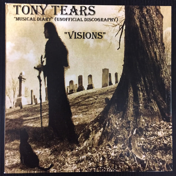 Tony Tears - Visions (DVD) (DVDr)
