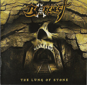 Blackchest - The Lung Of Stone EP (CD) (EP)