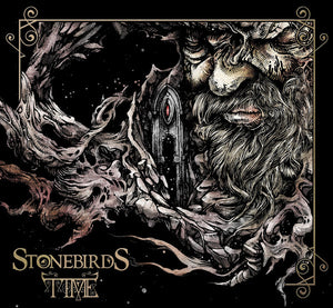 Stonebirds - Time (CD)